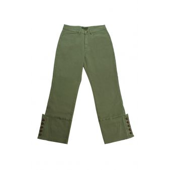 Pantalón campero Sra. Verde