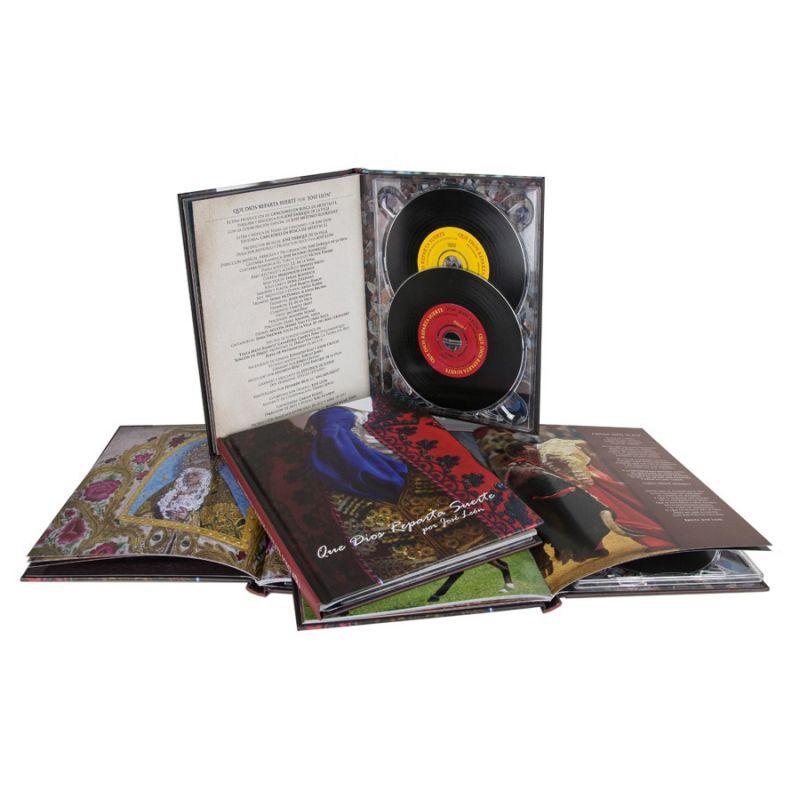 """Dvd-Libro """"Que Dios reparta suerte"""""""