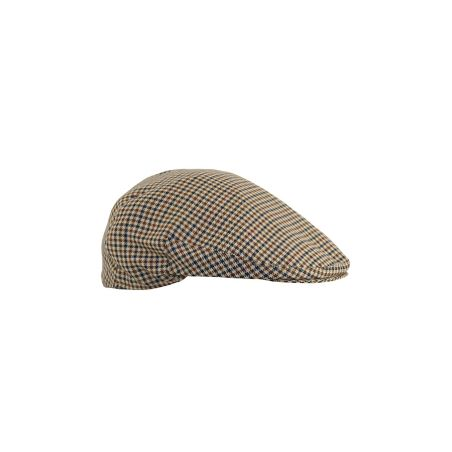 Gorra pata de gallo marron