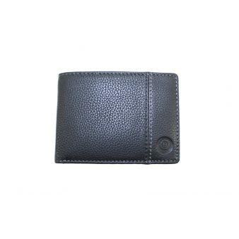 Black cardholder and wallet