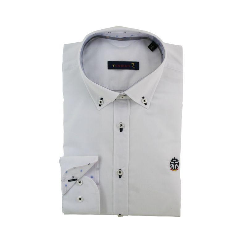Camisa lisa blanca (Tendido 7)