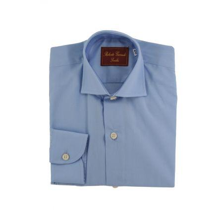 Camisa niño celeste