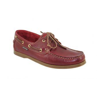 Zapato Snipe Rojo
