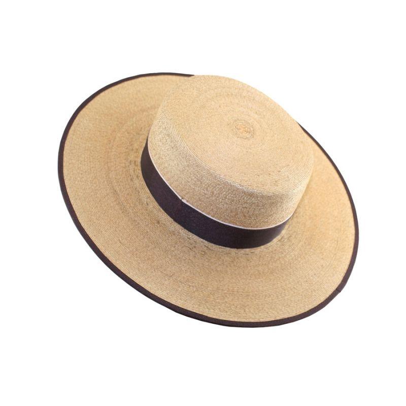 Sombrero Palma Camel