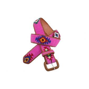Cinturon Naif fuxia