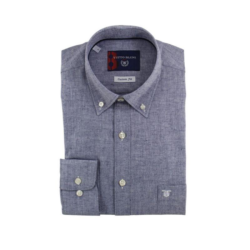 Camisa Lino jeans