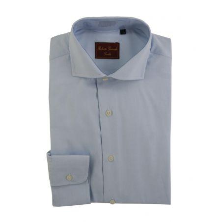 Camisa rayas flandes blanco