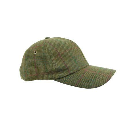 Gorra béisbol verde