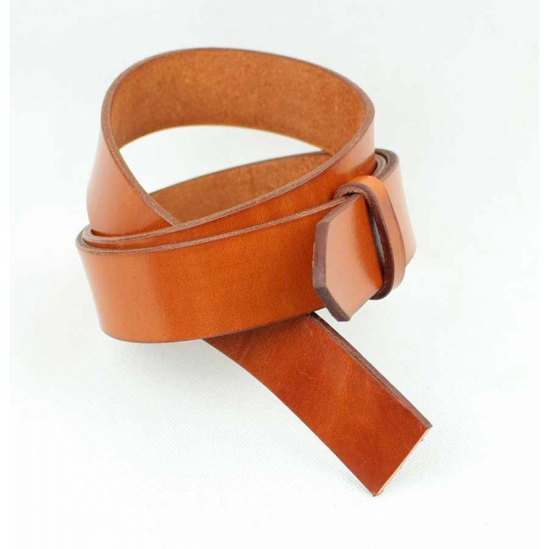 Cinturón sin hebilla