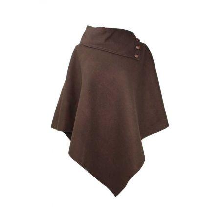 Capa en color marrón