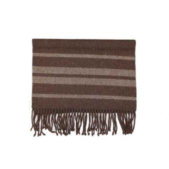 Woollen footrest blanket...