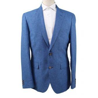 Mid-Blue Milan blazer