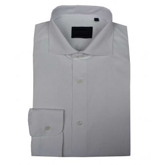 Camisa canutillo blanca