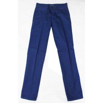Gentleman's mid-blue trouser