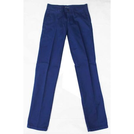 Pantalón de caballero azulón