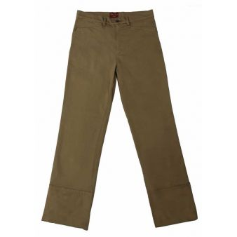 Camel coloured country trouser