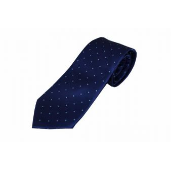 Corbata seda azul lunar celeste