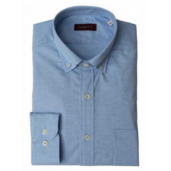 Camisa lisa celeste