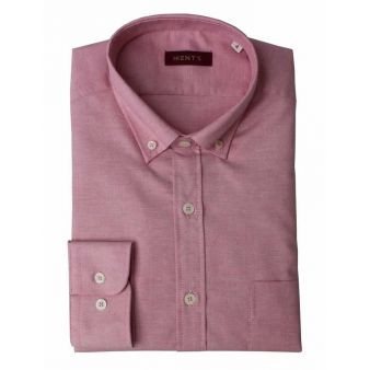 Camisa lisa rosa