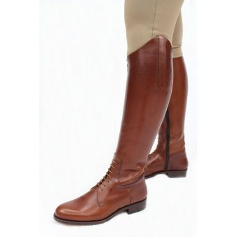 Horse riding boots with...