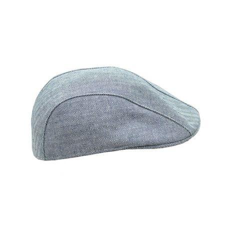 Gorra espiga azul