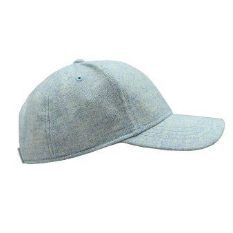 sky blue baseball cap