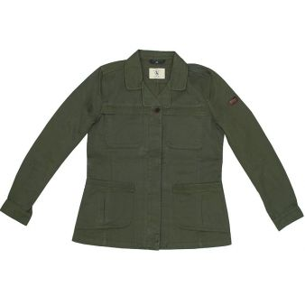Aigle model lady's khaki parka