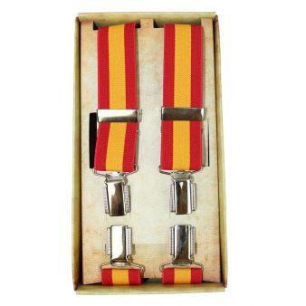Tirantes bandera España