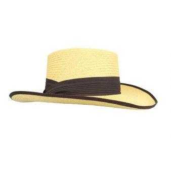 Gambler camel hat