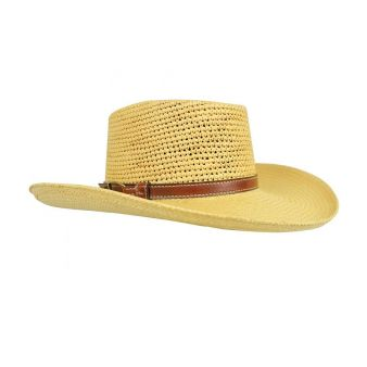 Sombrero Gambler bricot camel