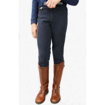 Boy's navy breeches