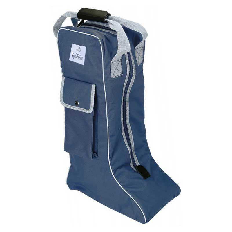 Bolsa para botas azul/celeste
