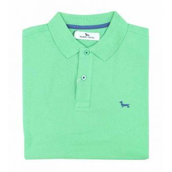 Polo manga corta verde