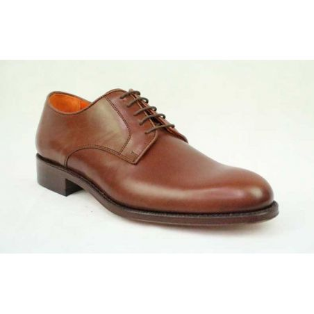 Blucher ternera cuero natural