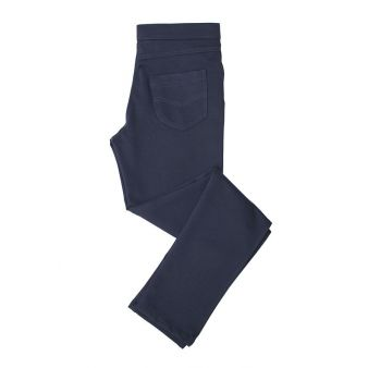 Lady's navy trouser