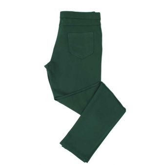 Lady's green pants