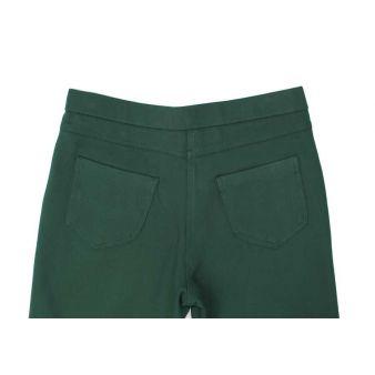 Pantalón señora verde