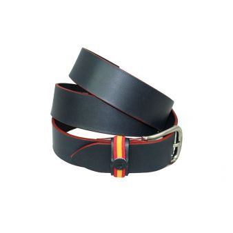 Navy flag belt
