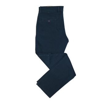 Gentleman's navy trouser