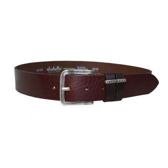 Cinturón marrón oscuro