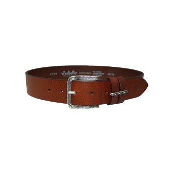 Cinturón marrón claro