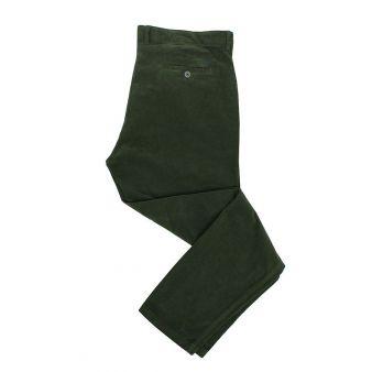 Pantalón caballero pana verde