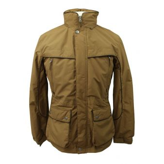 Tan coloured Doñana parka
