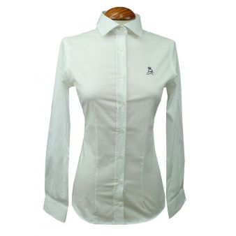 Lady's white shirt