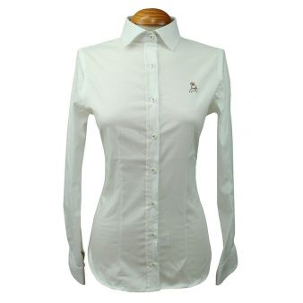 Lady's beige shirt
