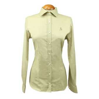 Lady's camel shirt