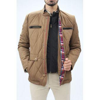 Malta camel jacket