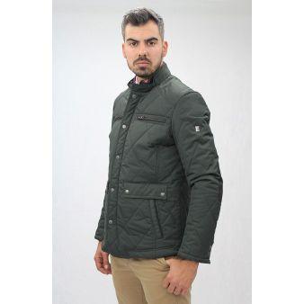 Malta green jacket