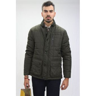 Green York jacket