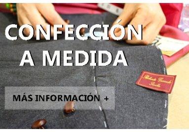 CONFECCIÓN A MEDIDA
